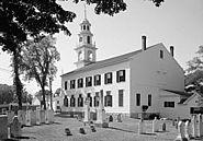 First Parish Church, Kennebunk