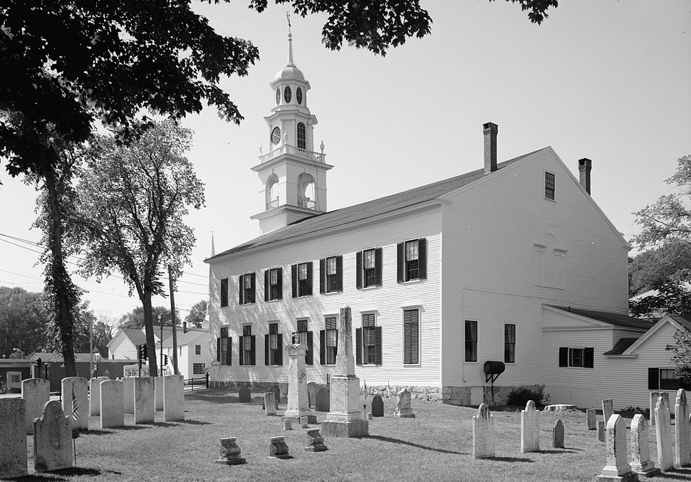 First Parish Church, Kennebunk