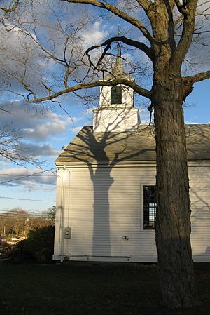 Essex, Massachusetts - First Universalist Church