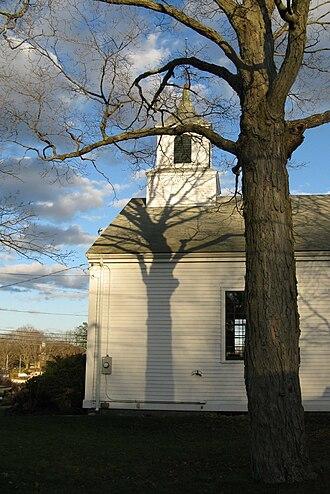 Essex, Massachusetts - First Universalist Church