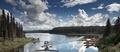 Fish Lake outside of Talkeetna, Alaska LCCN2010630361.tif