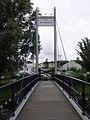 Fisher Engineering footbridge, Ballinamallard - geograph.org.uk - 1382953.jpg