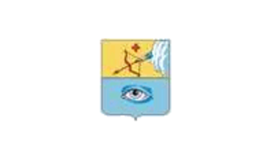 Glazov - Image: Flag of Glazov (Udmurtia)