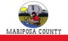 Flago de Mariposa Distrikto, Kalifornio