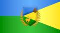 Flag of Varlamovskoe rural settlement.png