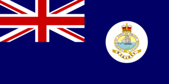 Flag of the Bahamas - Image: Flag of the Bahamas (1869 1904)