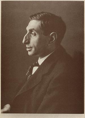 Alfred Flechtheim - Alfred Flechtheim, 1910