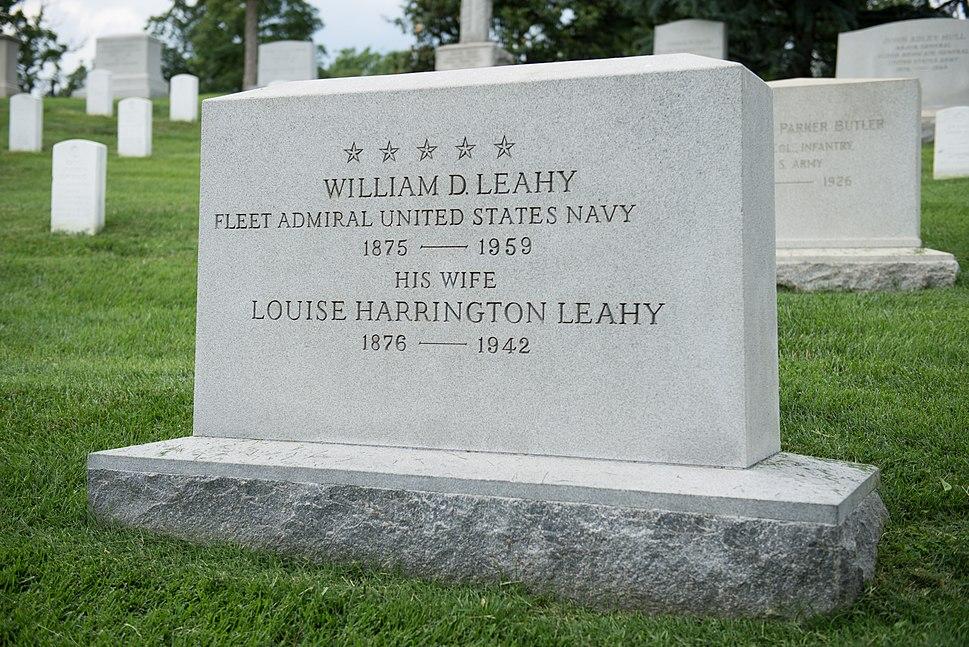 Fleet Admiral William Daniel Leahy (18555451643)