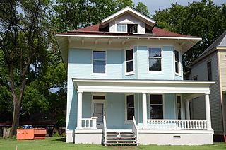 Fletcher House (Little Rock, Arkansas)