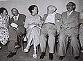 Flickr - Government Press Office (GPO) - DAVID BEN GURION WITH HABIMA ACTORS.jpg