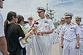 Flickr - Official U.S. Navy Imagery - The commander of U.S. 7th Fleet, speaks with local Thai media during the closing ceremony for Cooperation Afloat Readiness and Training Thailand 2012..jpg