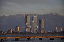 Izmir Deki En Yuksek Binalar Listesi Wikiwand