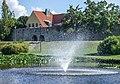Fontän i Almedalen Visby Gotland.jpg