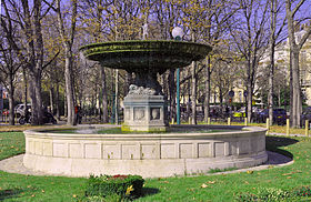 Image illustrative de l'article Fontaine de la Grille du Coq