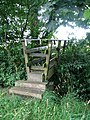 Footbridge Over Westfield Brook - geograph.org.uk - 1439805.jpg