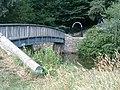 Footbridge access to Gallery of Modern Art - geograph.org.uk - 127424.jpg