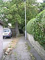 Footpath - Elm Grove - geograph.org.uk - 1514562.jpg