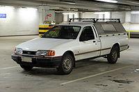 Ford P100 Pickup Sierra Based