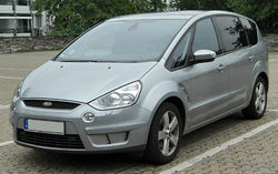 Ford S-Max front 20100815.jpg