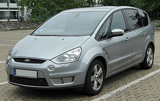 Ford EUCD platform - Image: Ford S Max front 20100815