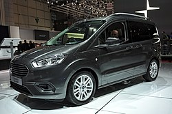 Category Ford Tourneo Courier Wikimedia Commons