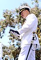 Former 11th District commander carries his district admiral flag 140605-G-XX113-3624.jpg