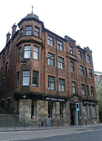 West Port, Edinburgh - Former Salvation Army Hostel