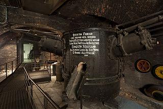 Stassano furnace