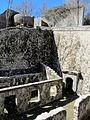 Forte di Monte Ercole - Caponiera e locali di preparazione munizioni (rid).JPG