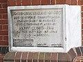 Foundation stone of St Michael's church - geograph.org.uk - 1221256.jpg