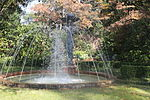 Fountain at Biedenharn Gardens, Monroe, LA IMG 4109.JPG