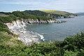 Fowey, towards Polridmouth - geograph.org.uk - 1380858.jpg