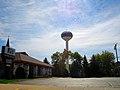 Fox Lake Water Tower - panoramio.jpg