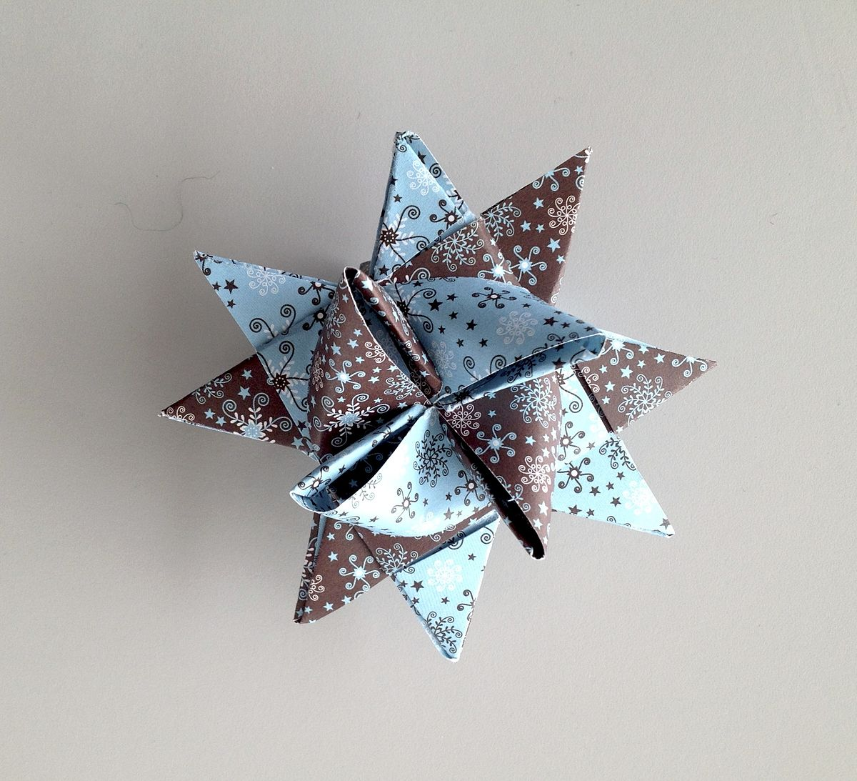 Froebel star - Wikipedia