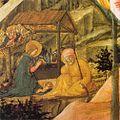 Fra Filippo Lippi - Funeral of St Jerome (detail) - WGA13304.jpg