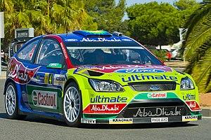 Ford World Rally Team - Wikipedia