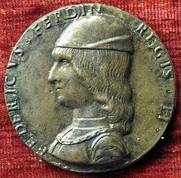 Risultati immagini per federico Aragona I