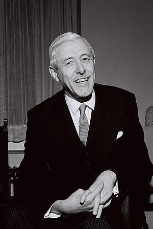 Francis Evans (diplomat) - Francis Evans, 1951.