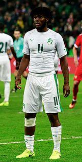 Franck Kessié Ivorian footballer