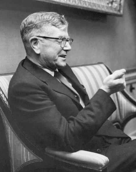 Frank Macfarlane Burnet 1960