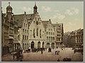 Frankfurt A.M. Romerberg mit Romer LCCN96503554.jpg