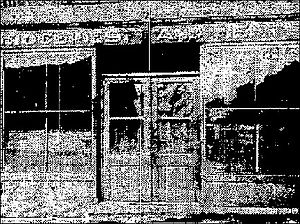 Franklin (automobile) - Store on West Fayette Street in Syracuse where the first Franklin car was produced in a period of two months - Syracuse Herald, June 23, 1912