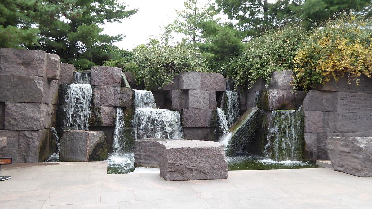 Franklin Delano Roosevelt Memorial Wikipedia