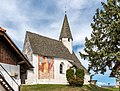 Frauenstein Lorenziberg Filialkirche hl. Laurentius SW-Ansicht 21042020 8810.jpg