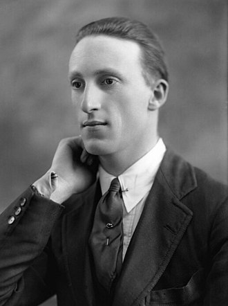 Freddie Calthorpe - Calthorpe in 1920