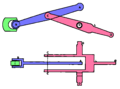 Freemantle straight-line linkage colored.png