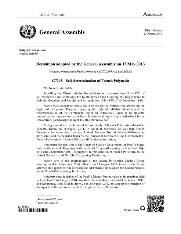 is the un general assembly resolution Apart from israel, none of the us' closest allies spoke before the vote no general assembly resolution will ever drive us from jerusalem, said israel's ambassador to the un, danny danon.