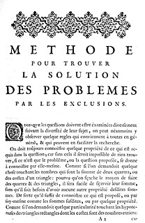 Bernard Frénicle de Bessy French mathematician