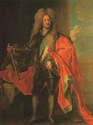 Frederick William, Duke of Mecklenburg-Schwerin - Frederick William I of Mecklenburg-Schwerin