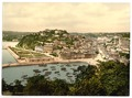 From the hill, Torquay, England-LCCN2002708168.tif